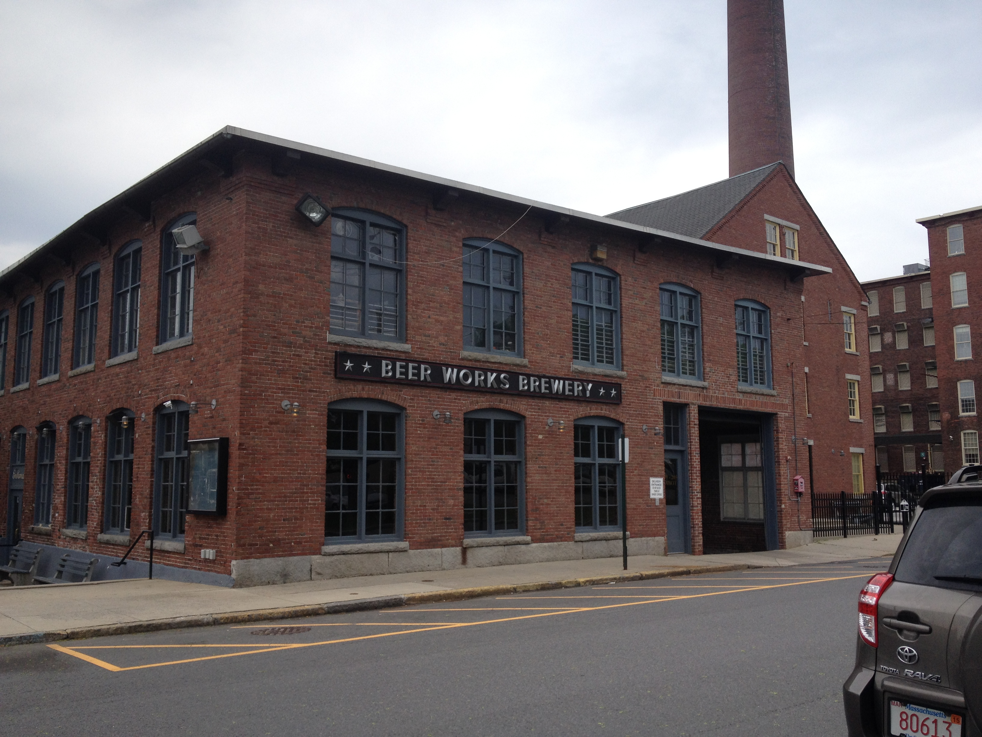 Lowell beer works lowell ma